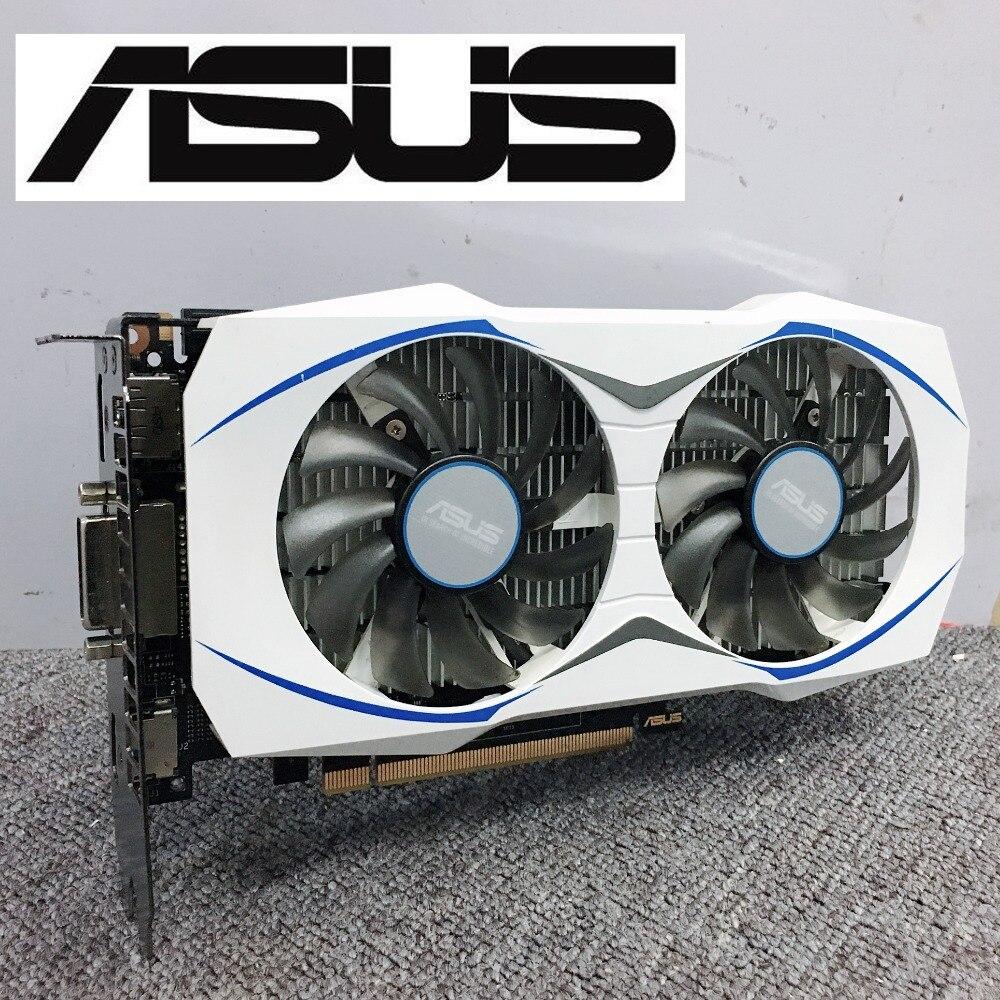 Asus GTX-950-2GB GT950 GTX950 2G D5 DDR5 128 Bit   NVIDIA PC Desktop Graphics Cards PCI Express 3.0 Computer  Graphics Cards