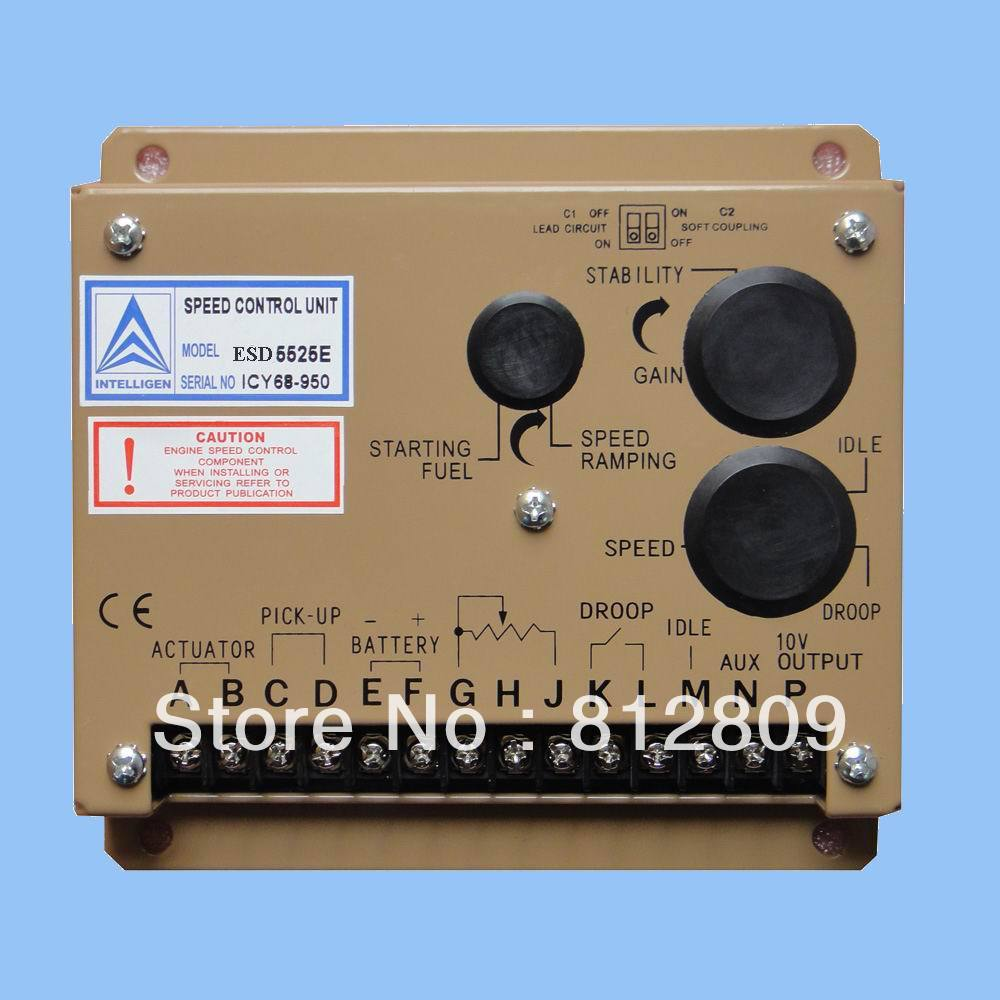 цена Speed control unit ESD5525E fast shipping by tnt ,ups ,fedex,dhl....