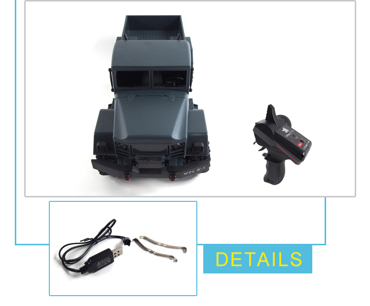 Voiture Camions wltoys 2.4G 2