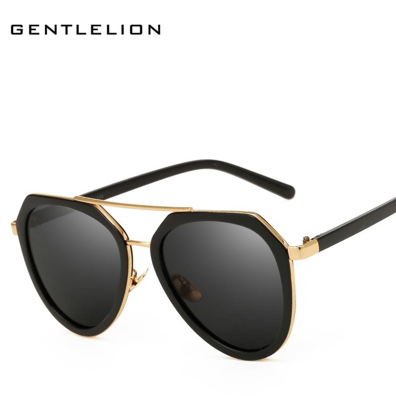 4ba77f0f8b049 Vintage hombres mujeres polarizadas de Gafas de sol diseño de marca espejo  Gafas de sol oculos de sol UV400 803