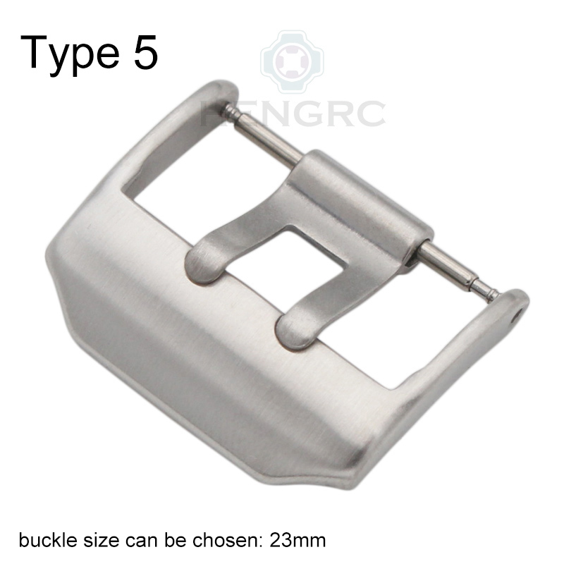 18 20 22 23 24mm metal spænde ur stropp bånd engros solid rustfrit - Tilbehør til ure - Foto 3