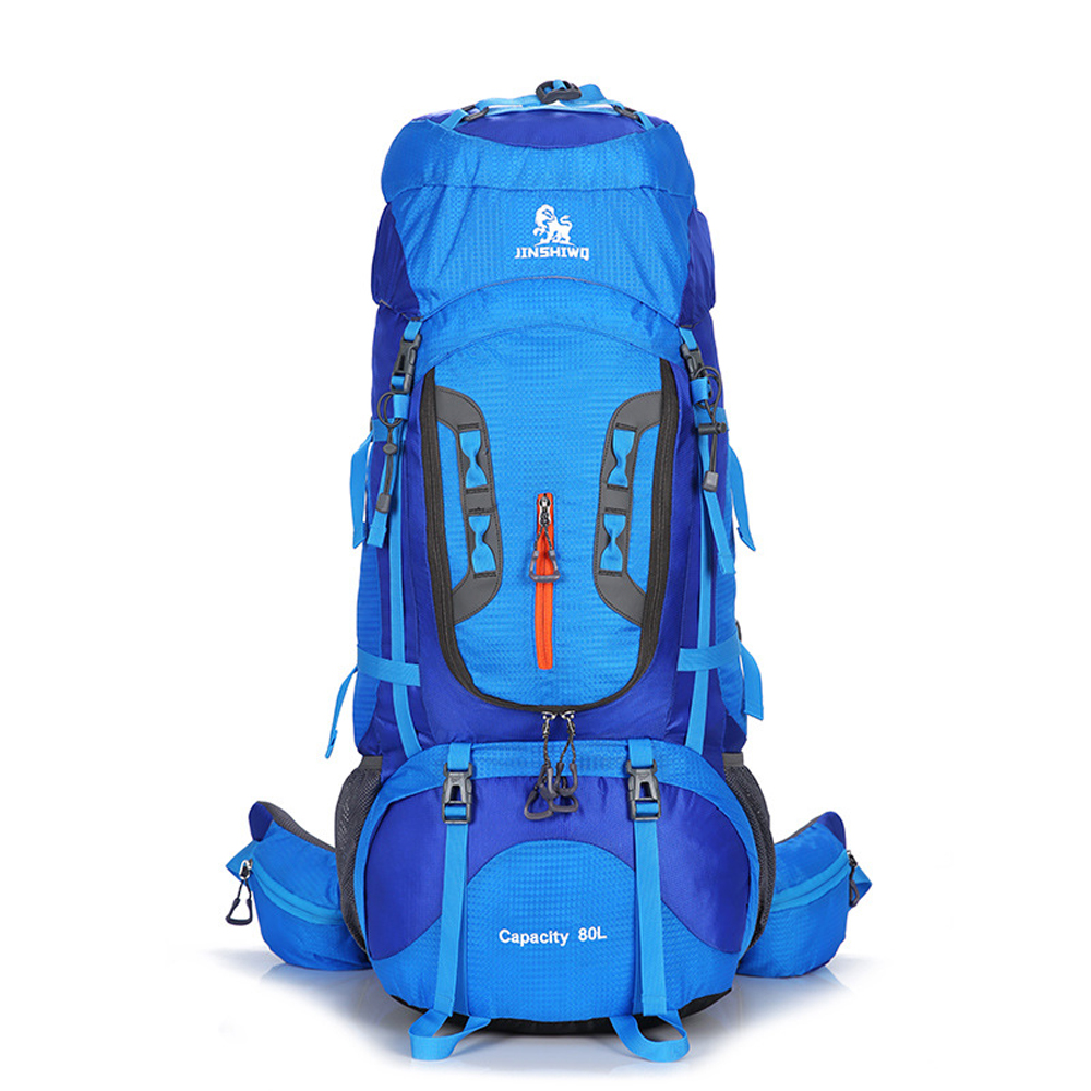Lixada 80L sac extérieur Nylon militaire sac à dos pêche randonnée Camping escalade sac à dos armée sac tactique chasse 2019