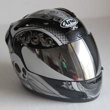 Pieno Viso Arai Da Corsa Del Motociclo Motocross Casco di Sicurezza Ece Certificazione Uomo Donna Casco Moto Casque, capacete
