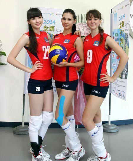Sin mangas traje voleibol mujeres masculinas establecen