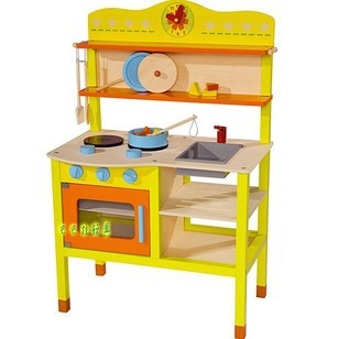 US $209.99 |Wooden simulation toys Kitchen / cooking microwave oven gas  burner play house children\'s toy-in Men\'s Costumes from Novelty & Special  Use ...