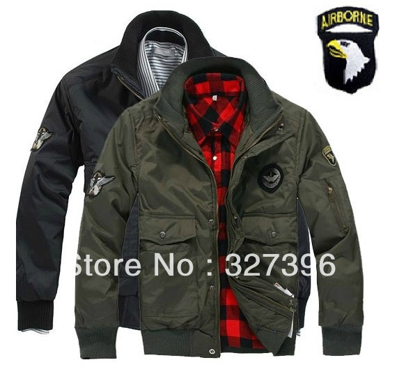 Aliexpress.com : Buy Winter US Air Force 101th Airborne Pilot