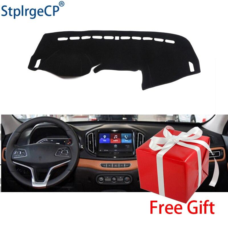 for Chery Tiggo 7 dashboard mat Protective pad Shade Cushion Pad font b interior b font