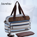 New arrival Diapers Bags Mother Nappy Handbags travel bag for Mom -8009