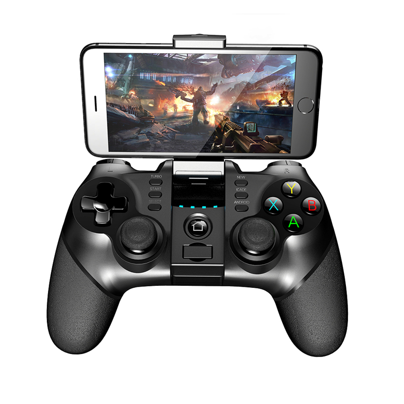 IPEGA 9077 Game Controller Joystick Bluetooth Wireless Gaming Controle Gamepad for Smartphone Android/ iOS/ Win XP/ 7/ 8/ 10