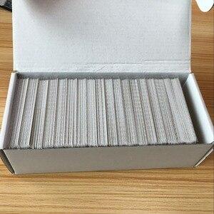 Image 5 - بطاقة ISO Hi Co 2750/3000/4000 Oe Hi co مغناطيسية (2 Track) بطاقات PVC ذكية معدنية ذهبية 200 قطعة