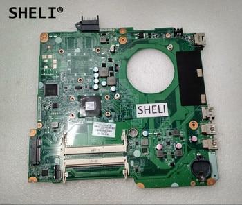 SHELI 734827-501 734827-001 For HP 15 15-N Motherboard with A6-5200M cpu DA0U93MB6D0