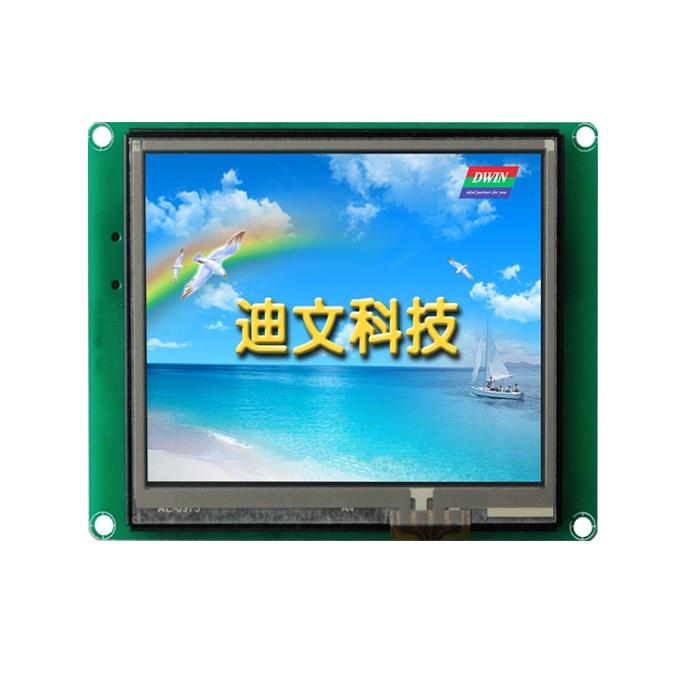 DMT32240T035_02W 3.5 inch Devon DGUS serial screen industrial touch screen configuration screen LCD полотенцесушитель domoterm dmt 109 т5