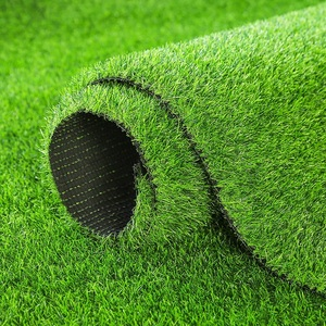 Image 3 - 1 Square Meter Artificial Plastic Green Grass Carpet for Grass Wall Home Wedding Party Engineering Decor Artificial Lawn