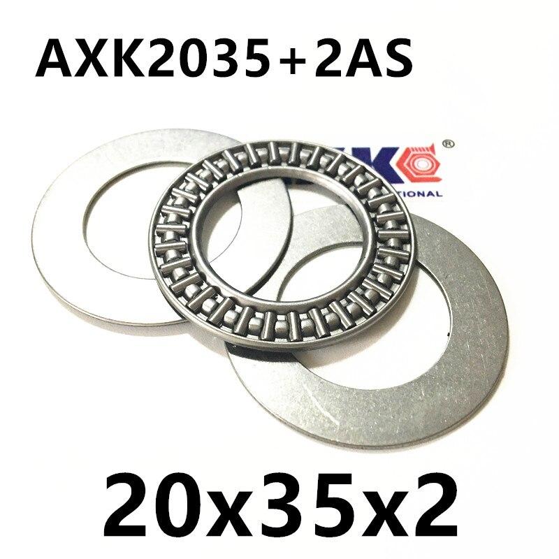 Wellen Axk2035 Schub Nadellager 20x35x2 Schub Lager Für 20mm Welle Verkaufspreis Mechanische Hardware
