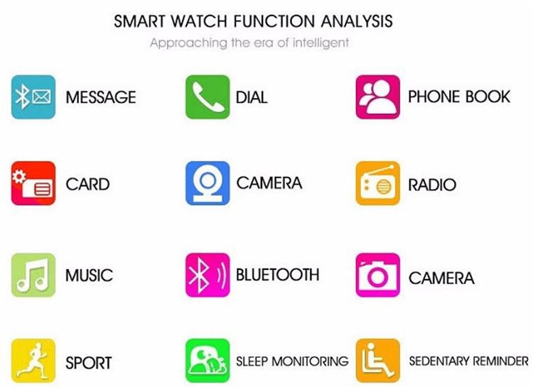 smartwatch Q18 -03