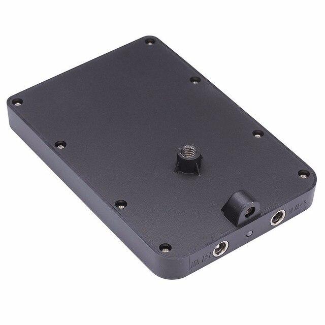 External Solar Powered Panel Charger  Power Supply  for Suntek Hunting Camera HC300M HC350M HC550M HC550G HC700G 5