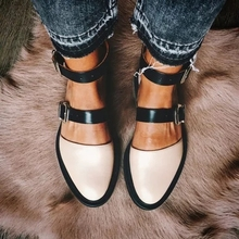 2019 Women Sandals New Female Shoes Woman Summer Buckle Strap Comfortable Sandals Ladies Slip-on Flat Sandals