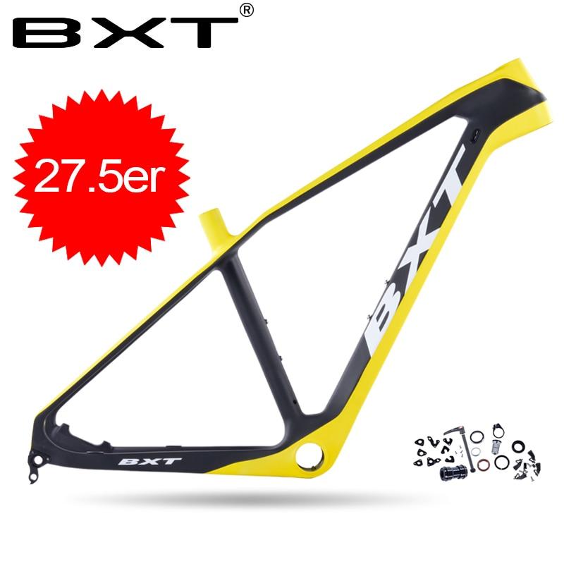 BXT Carbon Bicycle MTB Frames China 2017 NEW Mountain Bike Frame 27 - Հեծանվավազք - Լուսանկար 1