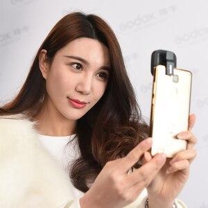 Image 5 - GODOX LEDM32 Video Light Mobilephone Lithium Battery Lighting LED Adjustable Brightness for Photography Phones