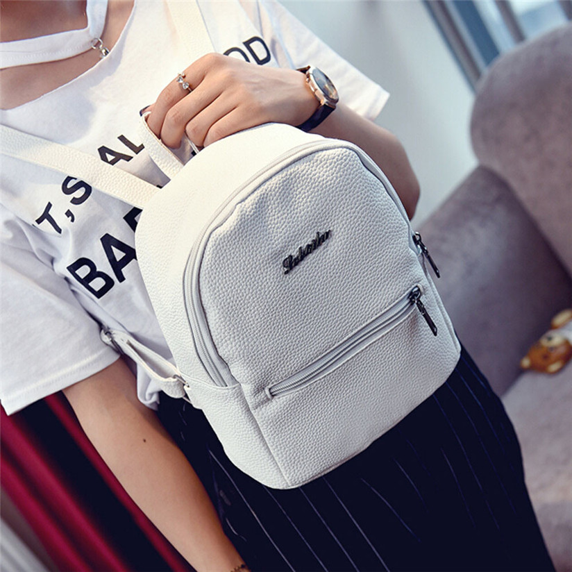 Girls Leather School Bag Travel Backpack Satchel Women Shoulder Rucksack  Best Gift Wholesale May08 candino elegance c4415 2 page 3