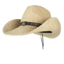 Женская Мужская Летняя Соломенная пляжная широкоугольная ковбойская Западная пастушка шляпа сомбреро Hombre пляжная ковбойская джаз шляпа от солнца