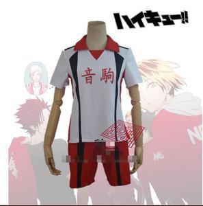 Anime haikyuu cosplay kozumekenma Halloween cartoon Unisex Sportswear uniform cosplay costume male female