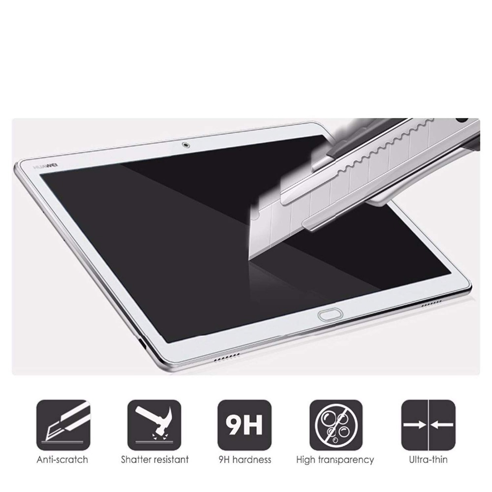 Tempered Glass For Huawei MediaPad T3 7.0 8.0 10 9.6 Inch AGS-L09 Honor AGS-W09 BG2-U01 Tablet Screen Protector Film