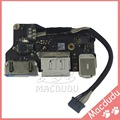 "Placa USB Para Macbook Air A1466 13 ""Laptop DC Power Jack Caso Superior A 2012 Año 820-3214-A"