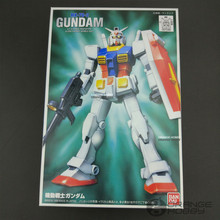 FG 01 1/144 FEEF Mobile Suit Gundam RX 78 2 Bandai Modelo Gundam Montagem Kits