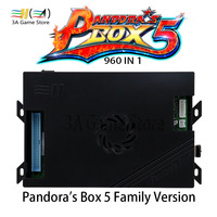 Pandora Box 5 960 in 1 Family Version Motherboard Accessories and Harness For Pandora's Box console USB HDMI VGA Video game jack