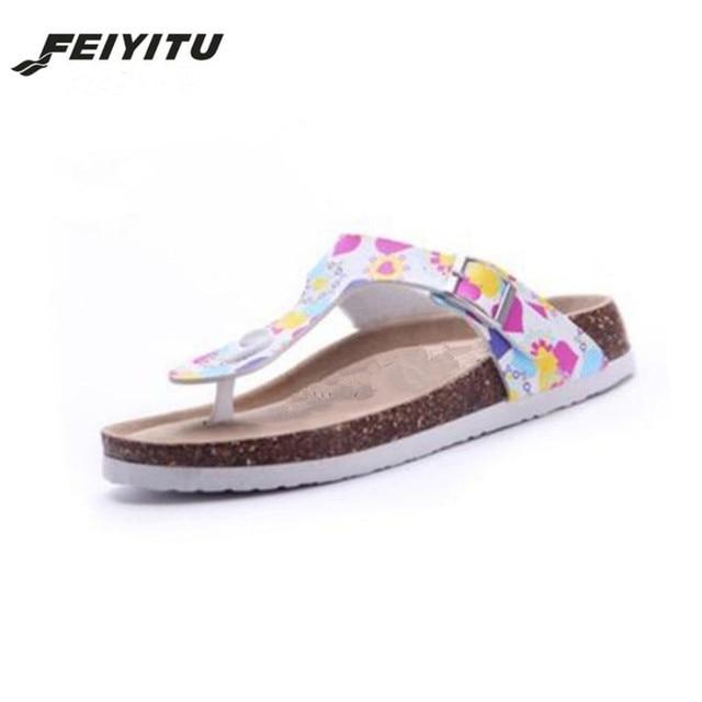 Uso misto di sandali soft suola Sandali spiaggia