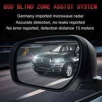 2015 2019 BSD for AUDI S3 Merging Assistance Lane Change Warning