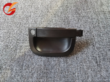use for kia bongo k2700 k2900 front door outside handle platsic black