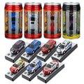 Alta Qualidade Wltoys 2015 1A 1: 63 Coca-cola Pode Mini RC Radio Car Racing Aleatória