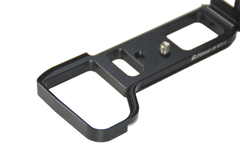 Fittest Brand Aluminum L-Plate For sony l-plate A7R III A7 III A7R Mark III Quick Release L Plate Bracket Base Holder