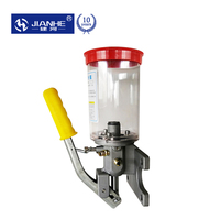SBN/1.2L Manual grease/oil lubrication pump for lubrication system/CNC machine