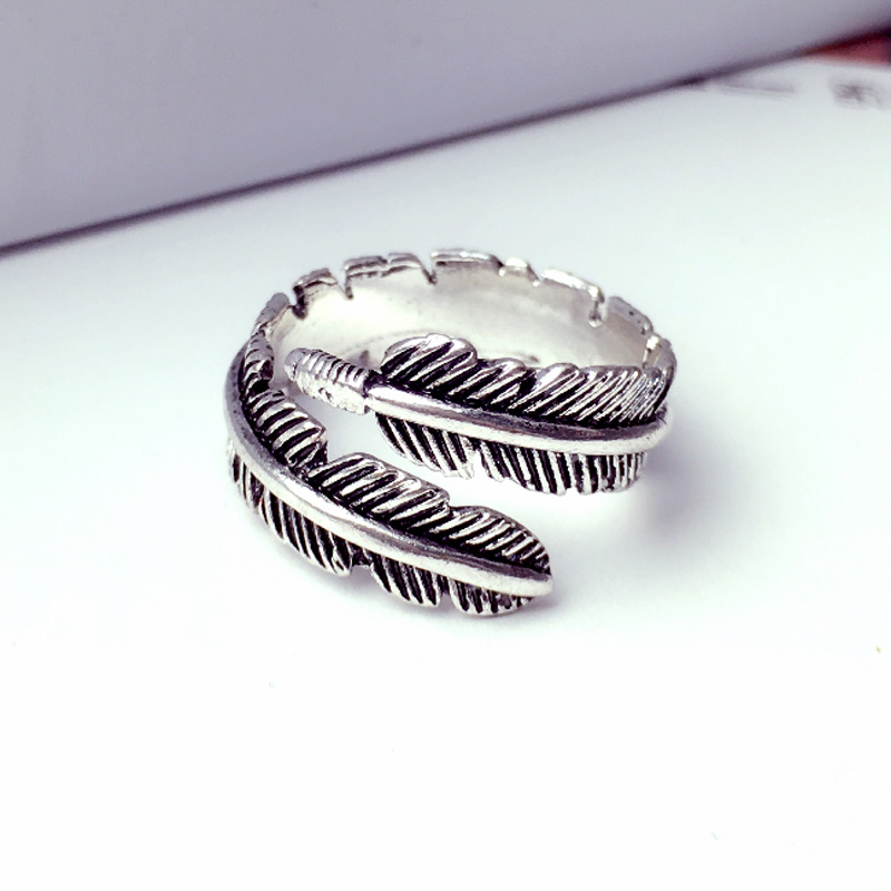 Men Solid 925 Sterling Silver Jewelry Rock Style Finger Ring Band Street Fashion Party Jewelry Sexy Mans Dating Gift for Him in Rings from Jewelry Accessories
