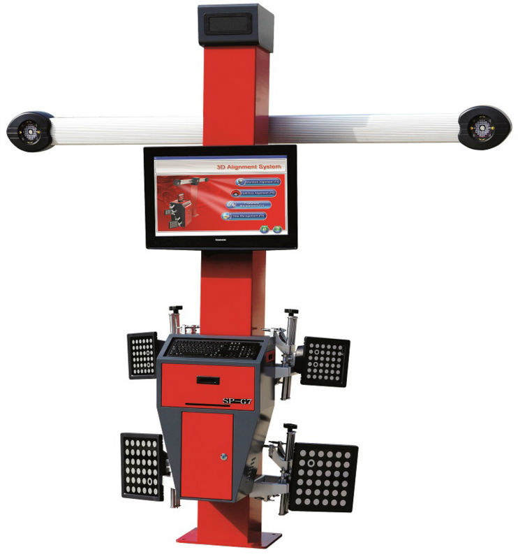 Truck Wheel Balancing And Wheel Alignment Machine Price In India In