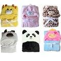 3D Ребенка пеленать обертывание для новорожденных мягкая зима утолщение одеяло пеленание новорожденных сна мешок Спальный Мешок пеленать меня детские постельные принадлежности