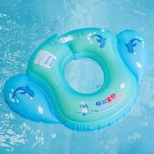 Baru Bayi Kembung Kolam Terapung Cincin Kanak-kanak Pinggang Float Ring Inflatable Floats Mainan Kolam renang aksesori kolam renang