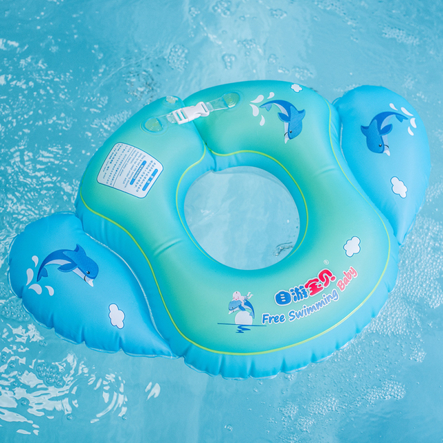 Aliexpresscom Buy New Baby Ring Float Inflatable Infant Swim