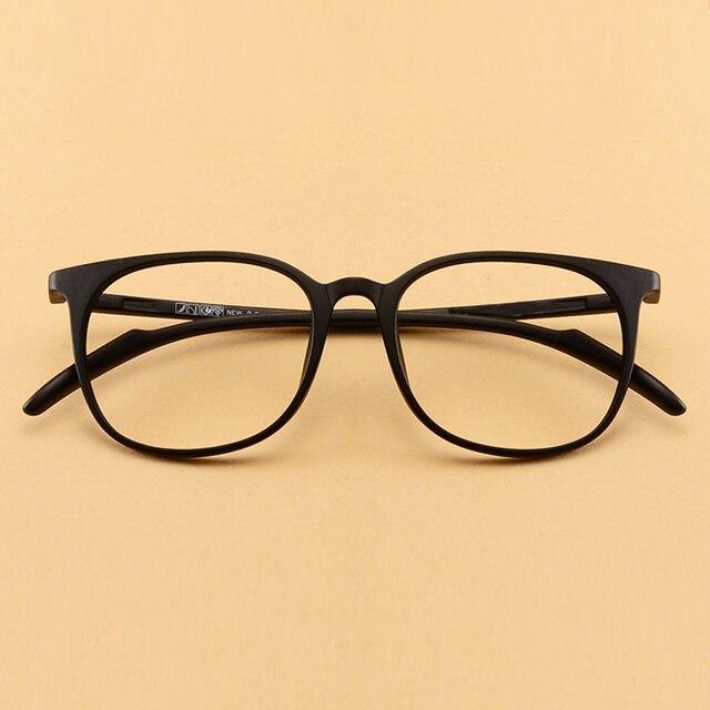 Близорукость очки ультра-легкий tr90 близорукость очки кадр старинные миопия большая коробка равнина стекло очки, очки По Рецепту