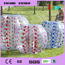 Free shipping PVC 1.2m Air Bumper Ball,Zorbing Ball,Loopy Ball, Human hamster ball,bubble football,bubble soccer for kids