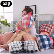 AAG New Butterfly knot Throw Pillow Cushion Soft Comfort PP Cotton Washable Home Office bedroom Bed Waist Back sleep Pillow Pad