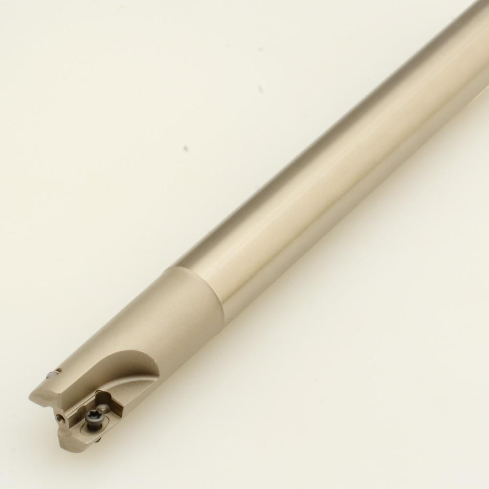 BAP300R 16XC16X150L-2T TAP300R 17XC16X160L stačiakampis 90 laipsnių frezavimo pavėsinė APMT1135 karbido intarpams