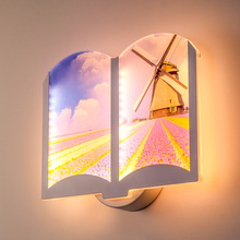 12W 80PCS LED Wall Light Sconces Indoor Lamp Hotel Home Lighting Fixture Interior Night Lights Decorative Wall Lamps Sconce недорого