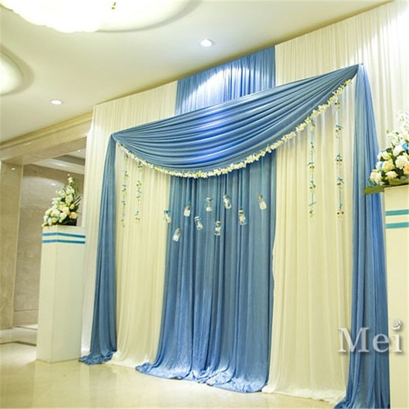 Express free shipping newest design wedding stage backdrops express free shipping newest design wedding stage backdrops decoration romantic wedding curtain with swags with sequins cr 77 on aliexpress alibaba junglespirit Gallery