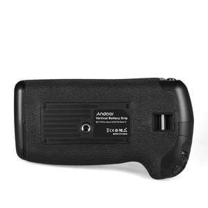 Image 2 - Andoer BG 1W قبضة بطارية عمودي حامل استبدال قبضة بطارية حامل ل BG E20 لكانون EOS 5D مارك IV DSLR كاميرا