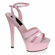 15cm party Princess sexy heels red bottoms Rome shoes 6 inch high heel shoes back strap Platform Sandals
