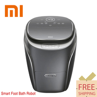 Original Xiaomi HITH S1 Smart Foot Bath Robot Comfortable 3D massage 35CM deep barrel foot bath Triple security